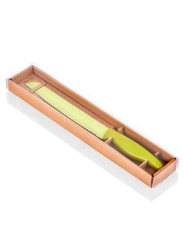 Cutt Ekmek Bıçağı 20 Cm - Yeşil-The Mia